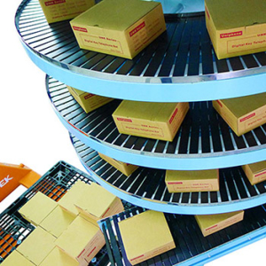 spiral conveyor manufacturer
