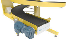 light duty spiral conveyor
